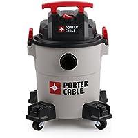 Porter-Cable Wet/Dry Vacuum, 6 Gallon, 4 Horsepower