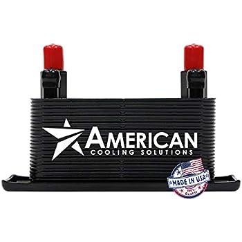 Fits 03-09 Dodge Ram 2500 /& 3500 Dorman Transmission Oil Cooler