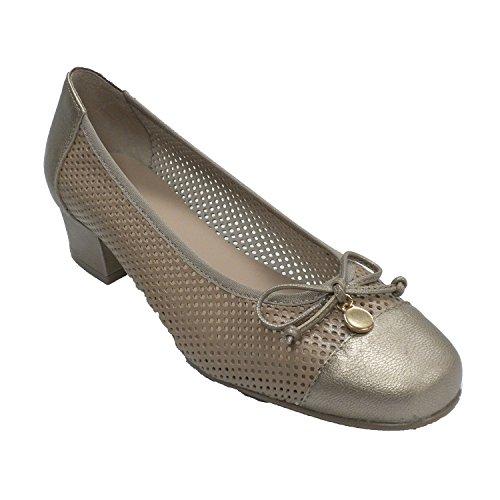 En Bronzage Roldan Ajourée Pour À Femme Chaussure Lacets Z0WxOrnAwW