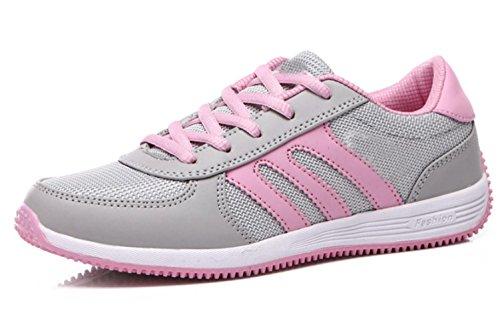 Mei Herbst Sport Schuhe Leichtes atmungsaktives Casual Schuhe Student Running Schuhe Mesh Schuhe, US6,5�?/EU37/Vereinigtes königreich4,5�?/CN37