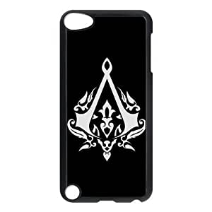 iPod 5 Case,Assassins Creed Hard Snap-On Cover Case for iPod Touch 5, 5G (5th Generation) by supermalls