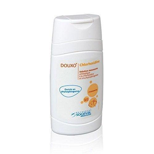 Sogeval Douxo Chlorhexidine +PS Shampoo 6.8 oz. For Dogs And