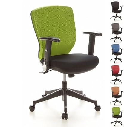 De Giratoria Verde Silla Oficina DiseñosofiaNegro XPN80knwO