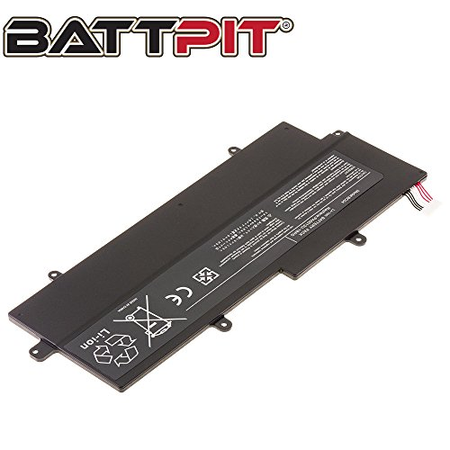 BattpitTM Laptop/Notebook Battery Replacement for Toshiba Portege Z835-P370 (3000mAh / 44Wh)