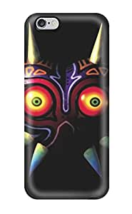 Tough Iphone TaEYkAG1681MGZqY Case Cover/ Case For Iphone 6 Plus(majoras Zelda Majora Video Game Other)