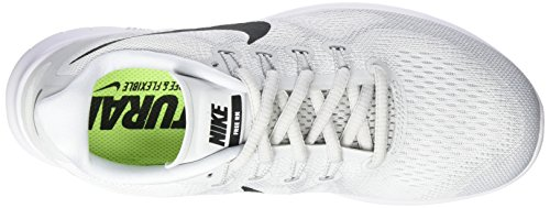 RN Black Mujer Zapatillas Entrenamiento 2017 Multicolor Pure Free White Platinum de 101 Nike Z1UwqBx5