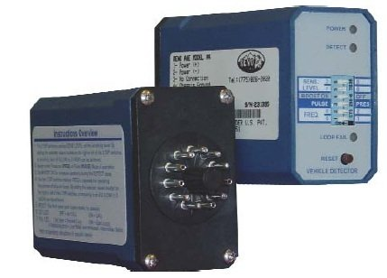 RENO AX Series - Single Channel Loop Detector - Vehicle Detector Sensor
