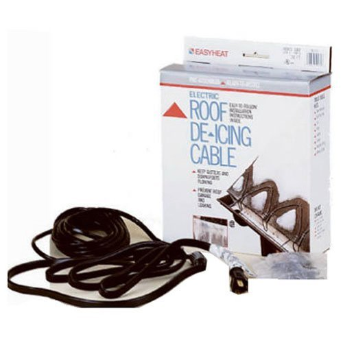 Easy Heat ADKS-800 160-Foot Roof Snow De-Icing Kit (Renewed) by Easy Heat