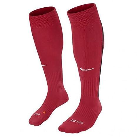 Nike Vapor III Sock - Calcetines Unisex, Color Rojo/Negro/Blanco, Talla S: Amazon.es: Zapatos y complementos