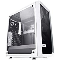 Fractal Design Meshify C Steel / Tempered Glass Mid Tower Computer Case