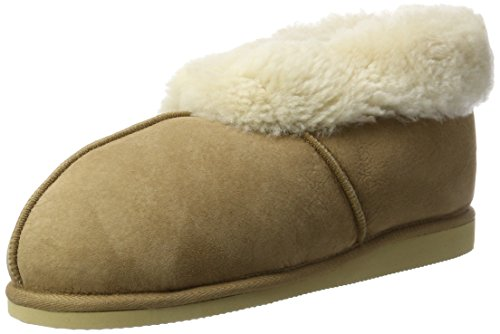 Pantofole Hhsmann Herrmann Collezione Unisex Adulto, Beige (natura), 47 Eu