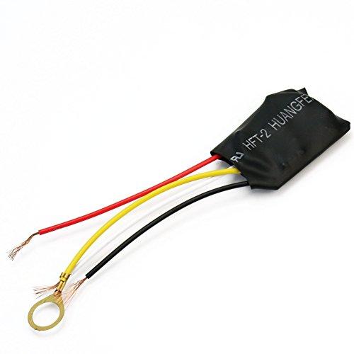 Touch Lampe Tischlampe Sensor Switch Dimmer Repair 3 Way AC 220V 1A Modul Neu