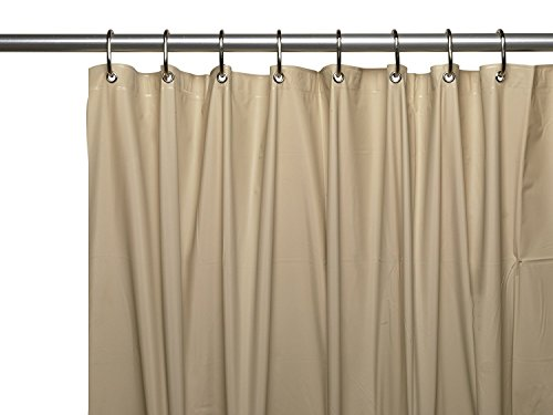70OFF Royal Bath Extra Long 5 Gauge Vinyl Shower Curtain Liner Size 72 Wide X 84