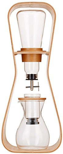 iwaki SNOWTOP water drip coffee server Uhuru 440ml K8635-M by Iwaki