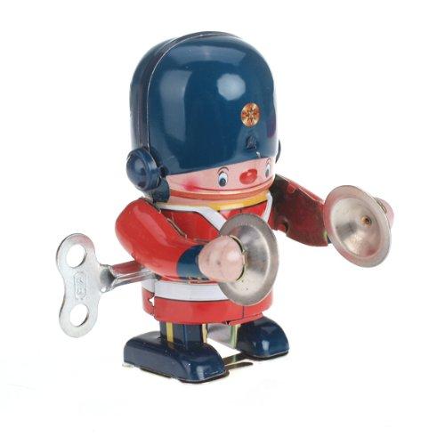 Soldado Platillos Robot Modelo De Juguete De Coleccion De Regalo W / Key Generico
