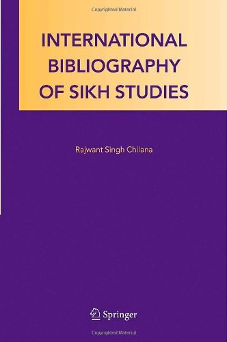 International Bibliography of Sikh Studies Pdf