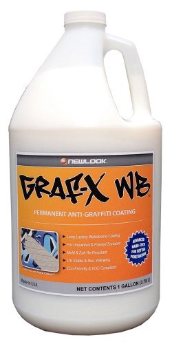 Graf-X WB 1-Gal. Permanent Anti-Graffiti Coating
