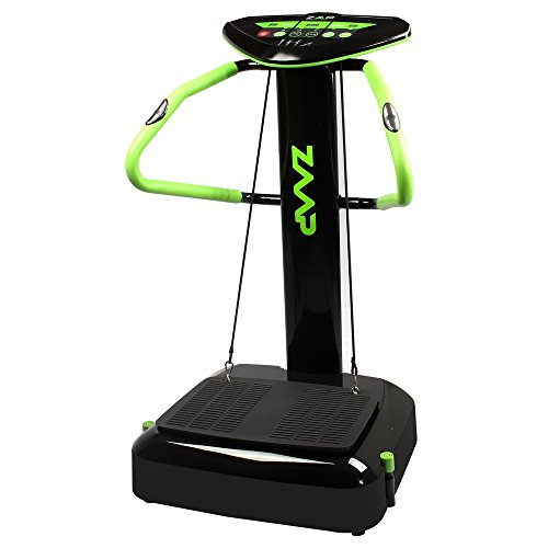 ZAAP TX 5000 Power Vibration Trainer Plate Machine W/ Arm Straps