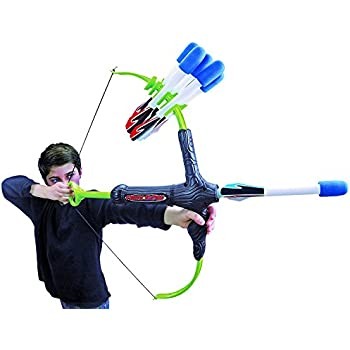 Amazon Com Nerf N Strike Stratobow Bow Toys Amp Games