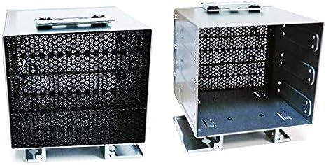 CoolBox Kit Interno 3 bahías 5.25