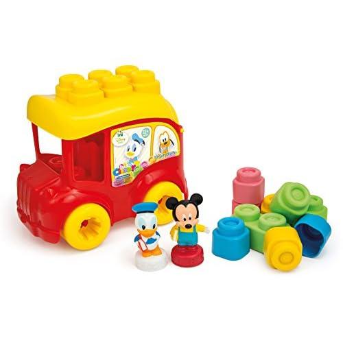Clementoni 14792 - Le Bus de Mickey - Disney - Premier age