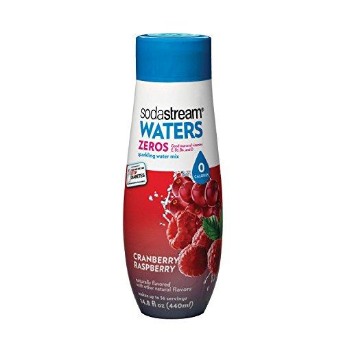 SodaStream Cranberry Raspberry Calorie 4 Pack