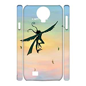 Fly Design Unique Customized 3D Hard Case Cover for SamSung Galaxy S4 I9500, Fly Galaxy S4 I9500 3D Cover Case