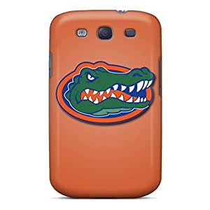 Galaxy S3 Hard Back With Bumper Silicone Gel Tpu Cases Covers Florida Gators