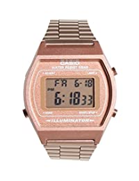Casio B640WC-5AVT Reloj Digital, Cuadrado