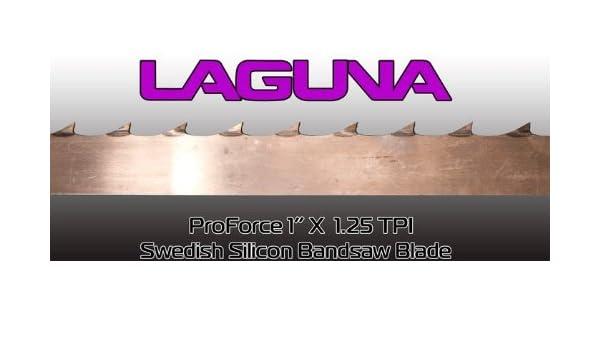 "1//2/"" X 14 TPI X 150/"" BandSaw Blade Laguna Tools Proforce Wood Band Saw Blade"