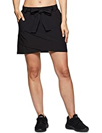 c3f1b0f50f013 Active Women s Golf Tennis Everyday Casual Athletic Skort with Bike Shorts