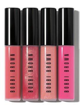 Bobbi Brown Pretty Pink Ribbon Lip Gloss Collection