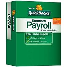 QuickBooks Standard Payroll 2008 [OLDER VERSION]