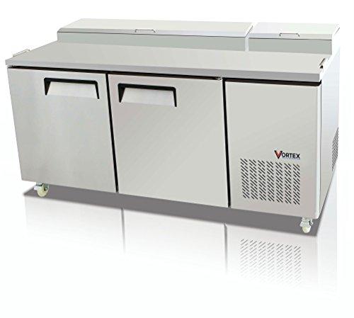 Vortex Refrigeration Commercial 2 Door, 67