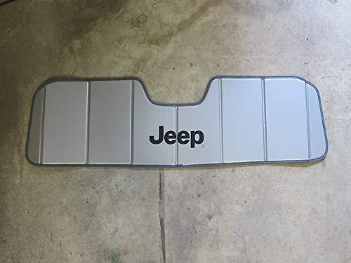 Mopar Jeep Wrangler JL & Gladiator Interior Windshield Sun Visor OEM