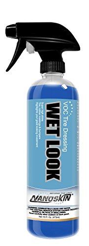 Wet Look VOC Blue Tire Dressing - 16 oz. ()