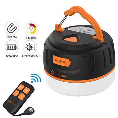Siivton Camping Control Rechargeable Emergency product image