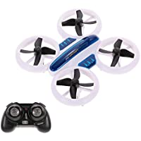 Goolsky JXD 532 Altitude Hold Mini Neon Drone Headless Mode 3D Flip LED Light RC Quadcopter Toy Kids Gift