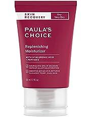 Paula's Choice Skin Recovery Herstellende Nachtcrème - Rijke & Verzachtende Vochtinbrengende Crème - Voedt en Kalmeert de Huid - met Hyaluronzuur & Peptiden - Normale tot Droge Huid - 60 ml