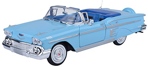 Motormax 1:24 Chevy Impala Conv. (Collector Scale Diecast)