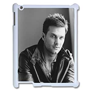 DDOUGS Tom Brady Personalized Cell Phone Case for Ipad 2,3,4, Best Tom Brady Case