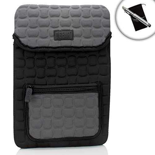 USA Gear Tablet Carrying Case Sleeve Handle, Dense Weather-P
