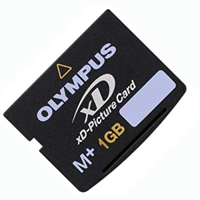 1gb Xd Picture Memory Card Olym Pus M-xd1gmp M+ Genuine Brand New the Best in the World from Olympus