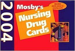 Descargar Bittorrent Español Mosby's 2004 Nursing Drug Cards PDF A Mobi