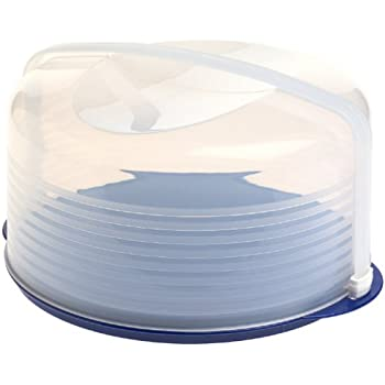 Amazon.com: Tupperware Round Cake Taker: Kitchen & Dining