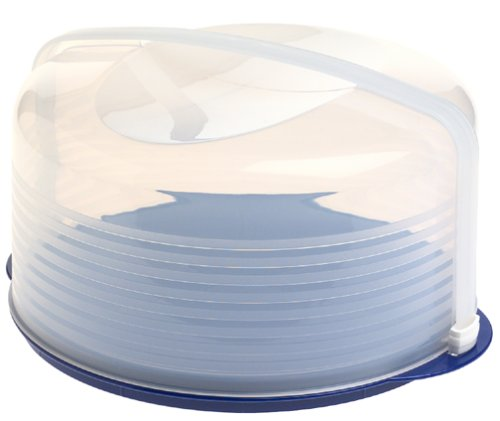 Tupperware Round Cake Taker
