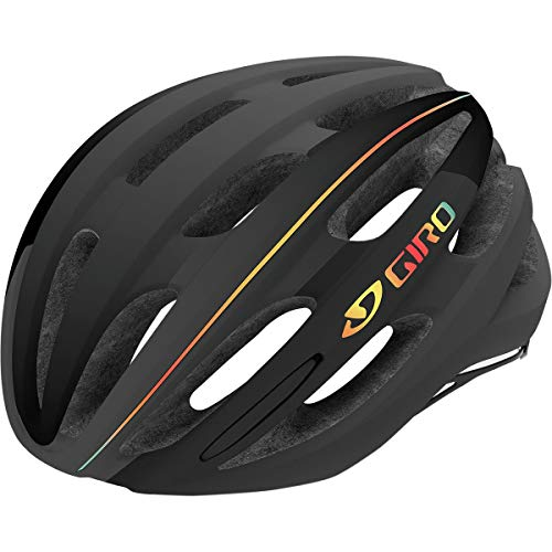 Giro Foray Helmet Matte Grey/Firechrome, L