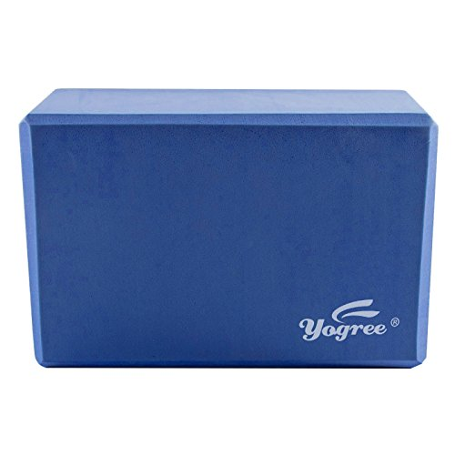 yogree-high-density-eva-foam-brick-yoga-block-9-x-6-x-4-inches-blue-1-piece