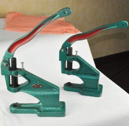 6mm / 7mm / 8mm / 9mm / 10mm / 12mmアクリルリベットハンドクラフト用レザークラフト用プレス機 - 新品
