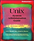 UNIX System Administration Guide, Reiss, Levi, 0078819512